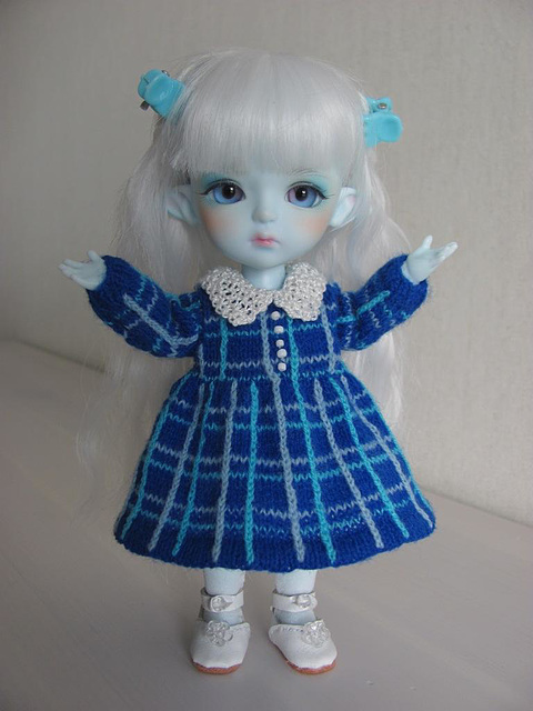 Dress #25 - a school dress