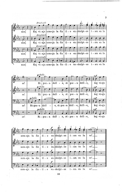 Himno al niaj mortintoj. Poezio de Carlo Bourlet 7