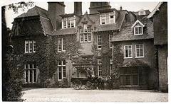 Entrance Facade, Grey Friars, Dunwich, Suffolk