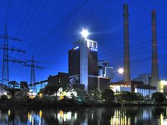 Kraftwerk Heilbronn - Heilbronn Power Plant (135°)
