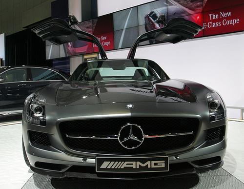 Mercedes-Benz E-Class Coupe (3655)