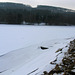Brno Reservoir in Winter