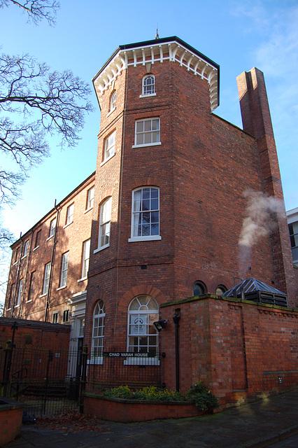 Chad Varah House, Wordsworth Street, Lincoln