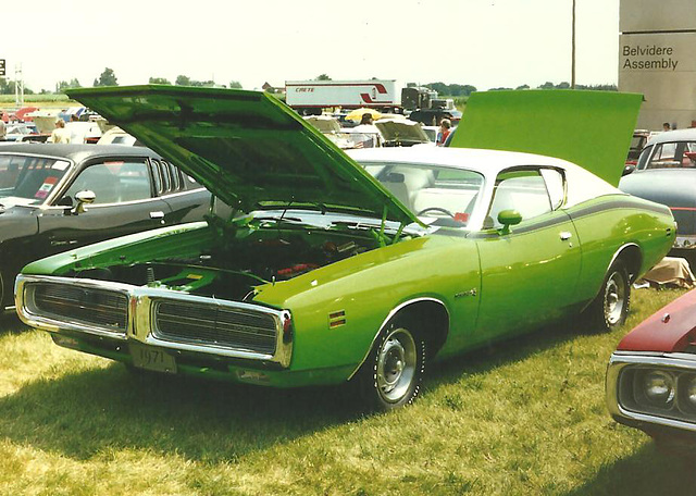 Ipernity 1971 Dodge Charger Super Bee By 1971 Dodge
