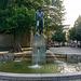 20140712 0006Hw [D~BI] Leineweber-Denkmal, Rathaus, Bielefeld