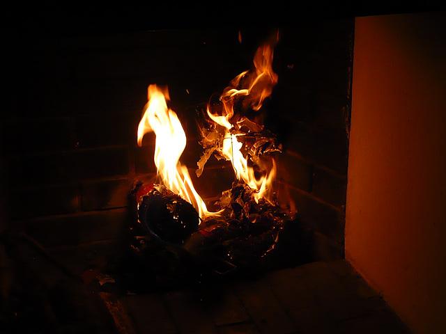 La quema del diablo - III