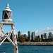 Canadian images: View of Vancouver from Elsje Point