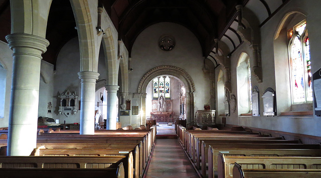 st. mary's church, stansted mountfitchet, essex