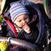 Pieter en la infanĉareto (Pieter im Kinderwagen)