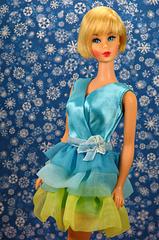 Barbie's Dreamy Blues