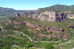 Spain - Catalonia, Prades Mountains