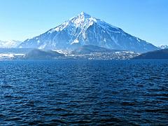 Niesen – the Swiss pyramid