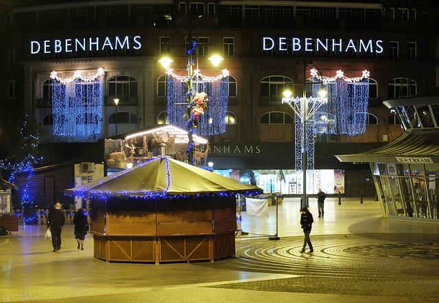 Bournemouth Christmas Market - 4 December 2013