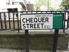 Chequer Street EC1