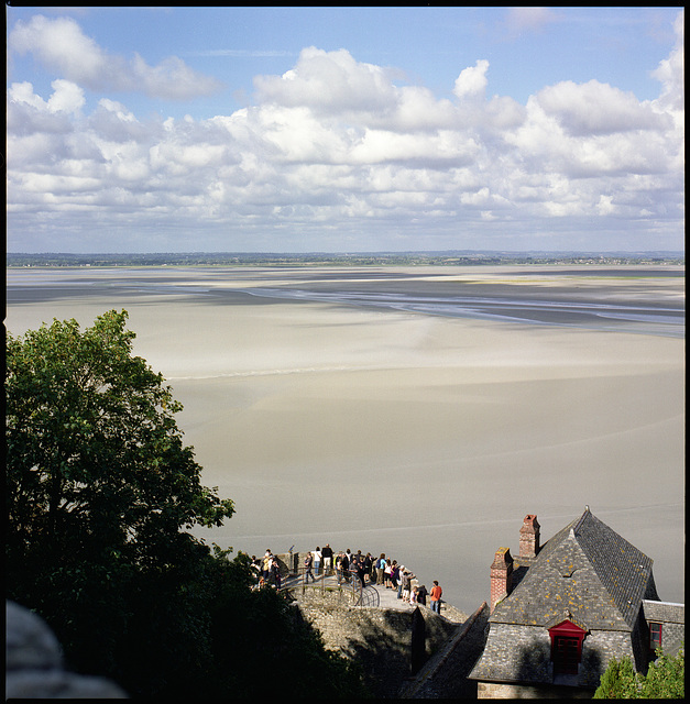 View Mont St-Michel