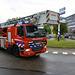 2002 DAF AE75PC Ladder Truck