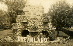 Dreamland Castle, Legat Garden, Fox River Grove, Illinois
