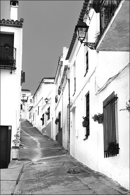 Sanlúcar de Guadiana, calle arriba!