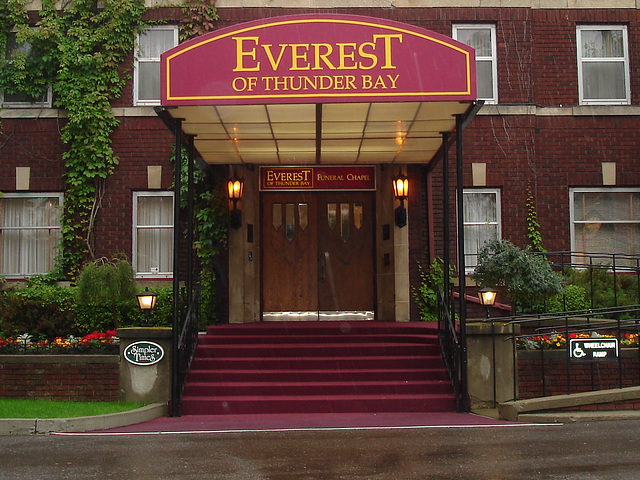 Everest of Thunder Bay.