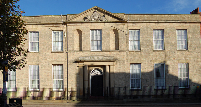 Former Judges Lodgings, Castle Hill, Lincoln