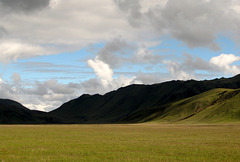 Ombre et lumière (Islande, 2010)