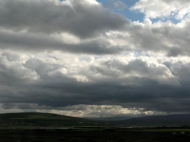 Ciel en Islande