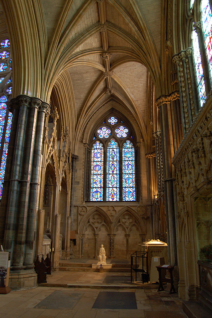 Lincoln Cathedral, Lincoln