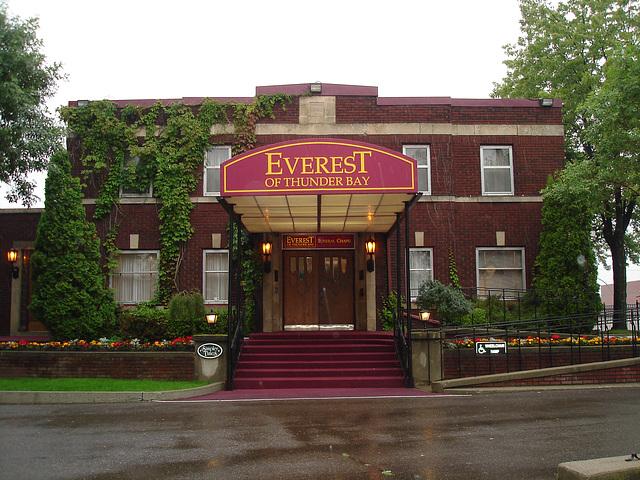 Everest of Thunder Bay.