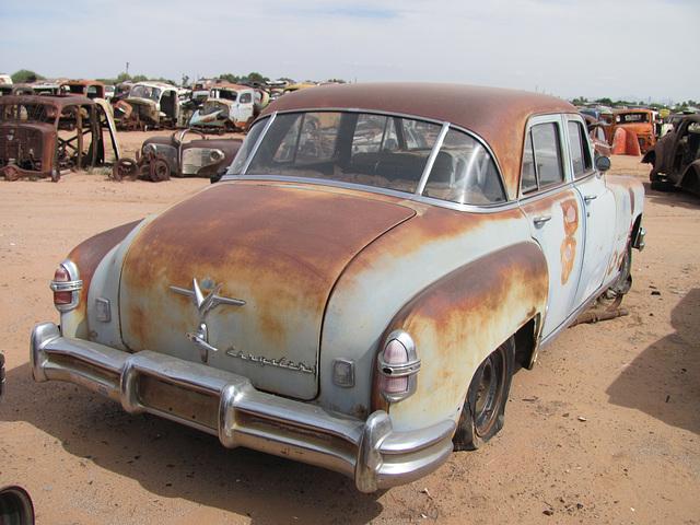 1952 or 1953 Chrysler Imperial