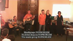 "Skota kanto ""Tymian''' - grupo NOPROBLEM dum la 2a IEL en Bartošovice (Ĉeĥio)"