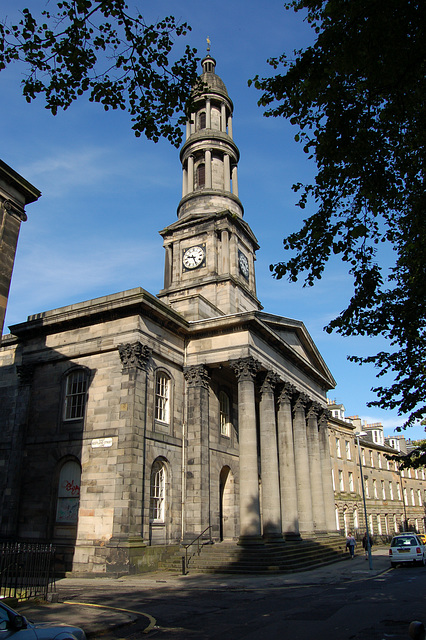 Saint Mary's Church, Bellevue Crescent, Edinburgh