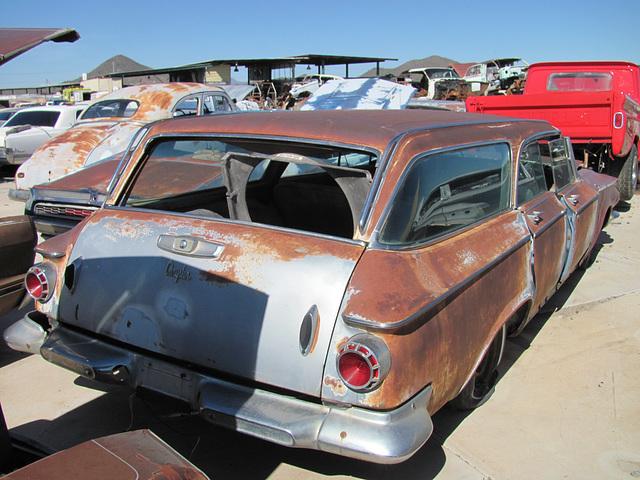 1963 Chrysler Newport Wagon