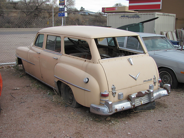 1952 Chrysler Town & Country Wagon
