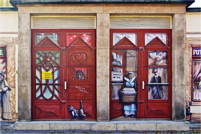 Fassadenmalerei (2)