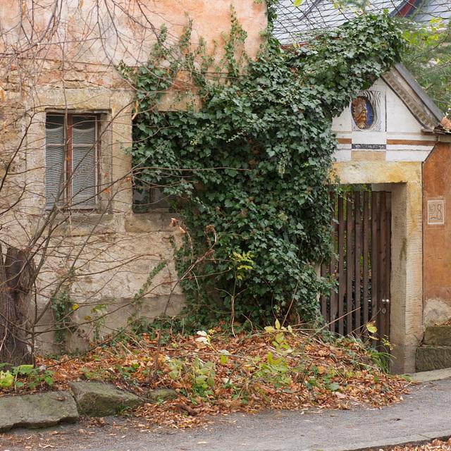 Altes Bauernhaus in Strehlen