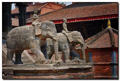 Tempelelefanten