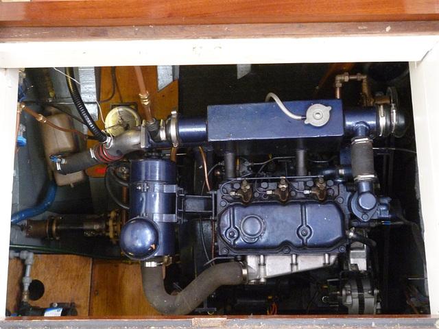 MF - View of engine (Nov 2013)