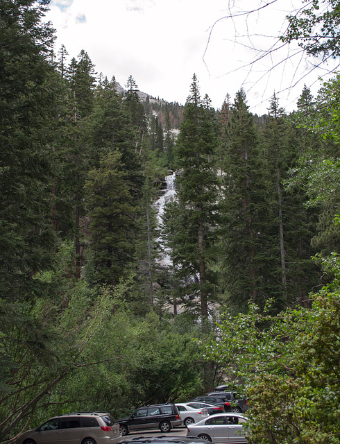 Whitney Portal, CA falls (0367)