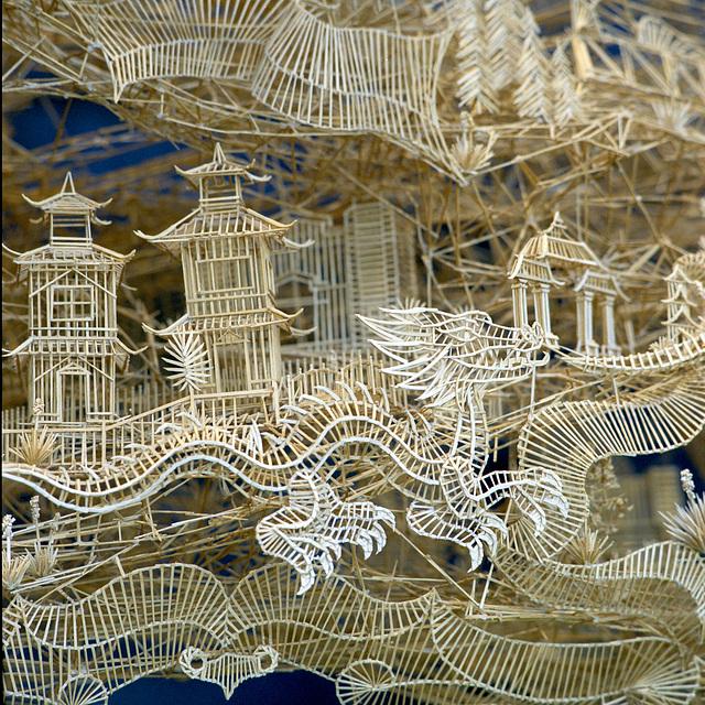 Toothpick Architecture