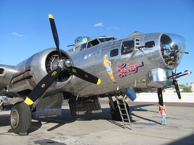 Have You Hugged Your Bomber Today?