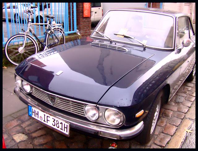 Lancia Fulvia 3 (1975-76)