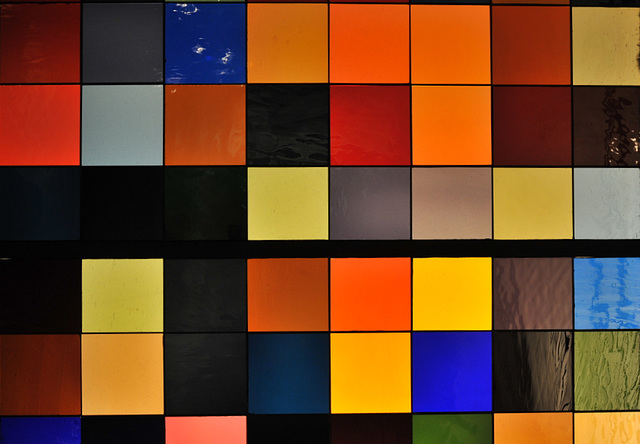 Gerhart Richter, 2007 - Centre International du Vitrail à Chartres