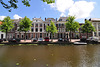 Rapenburg in Leiden, the Netherlands