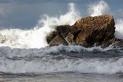 Splash !! Sango Bay, Durness, Scottish Highlands