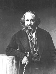 Mikaelo Bakunin