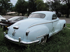 1946 to 1948 Chrysler Windsor Business Coupe