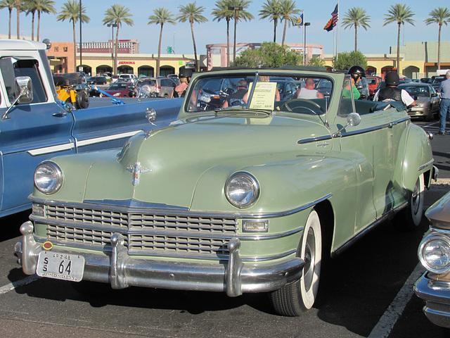 1948 Chrysler New Yorker Convertible