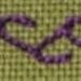 Straight Feather Stitch