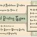 The MacKellar Smiths and Jordan Company, Type Founders, Philadelphia, Pa.