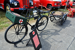 Oldtimerfestival Ravels 2013 – 1951 Gazelle bicycle